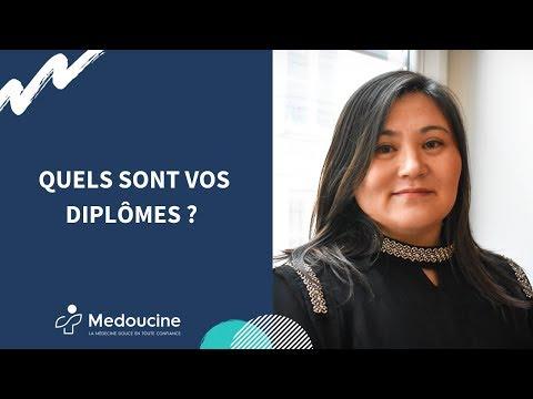 Quels sont vos diplomes ? Hong Qian - MTC à Paris 03