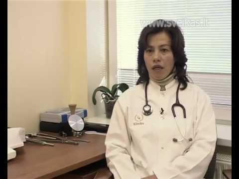 Kokiai ligai būdinga apatinio stemplės sfinkterio hipertenzija
