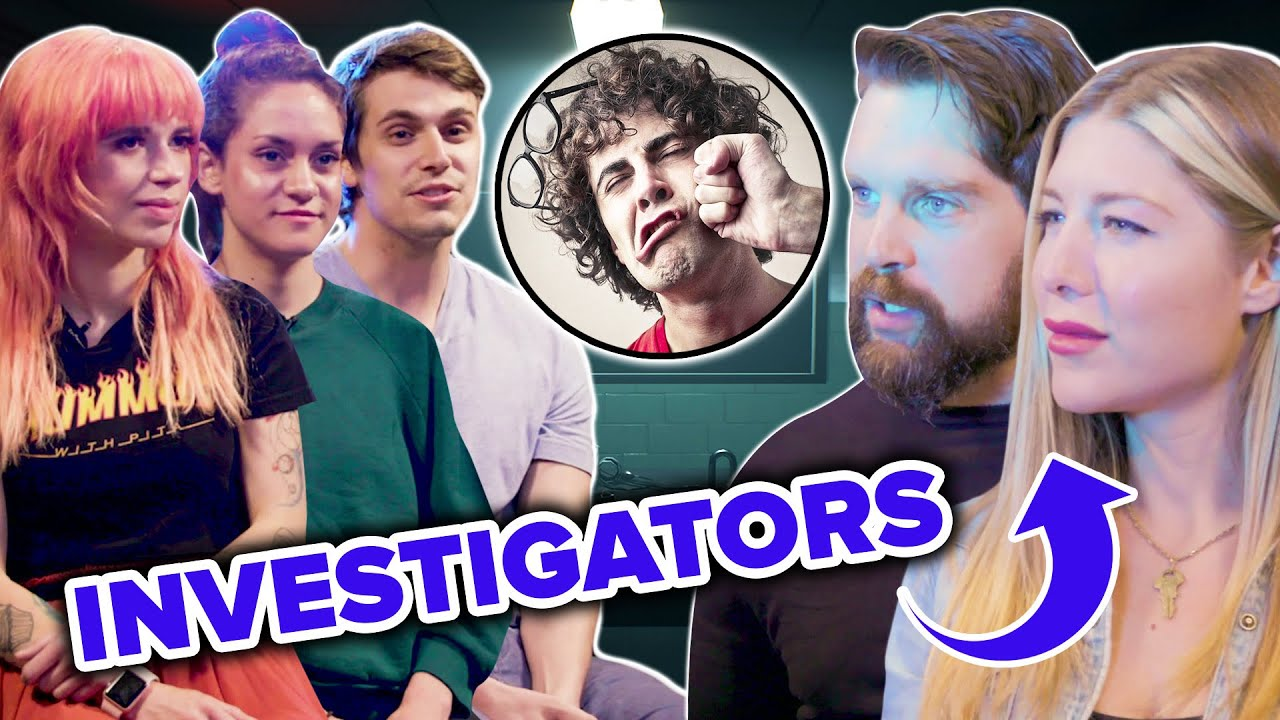 Private Investigator Guesses Who's Lying: Embarrassing High School Stories Edition thumbnail