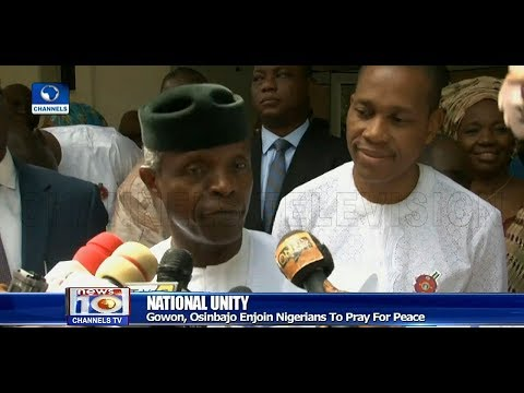Osinbajo says Nigeria is getting better and better