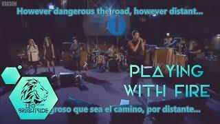 Brandon Flowers-Playing With Fire(Subtitulado Inglés/Español)