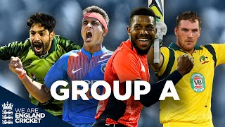 Incredible IT20 Moments!   Make Your Vote Count!   Group A   IT20 World Cup of Matches