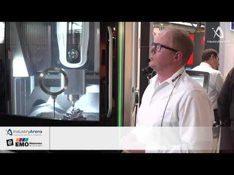 Highlights und Neuerungen in Mastercam auf der EMO 2017 in Hannover