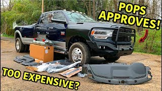 Building My Dad His Dream Truck Part 5