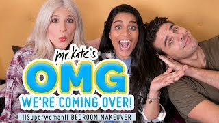 IISuperwomanII Colorful Bedroom Makeover for Lilly Singh