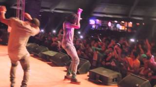 The Migos Live In Kansas  Shot By Reco Band$