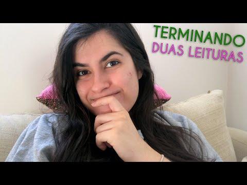 TERMINANDO DOIS LIVROS