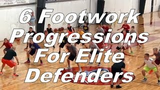 6 Footwork Progressions For Elite Defenders
