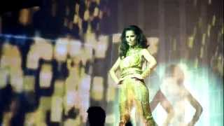 Cheryl Cole (HD) - Sexy Den A Mutha (A Million Lights Tour 2012, Capital FM Arena Nottingham)