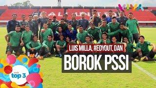VIVA Top3: Luis Milla Ungkap Borok PSSI, Kisruh Sampah DKI, dan Minions Juara!