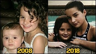 Annie LeBlanc and Hayley LeBlanc From Baby to Teenager 2018