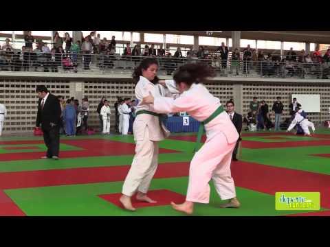 Judo 3ª Jornada JDN Infantil Fem +63kg