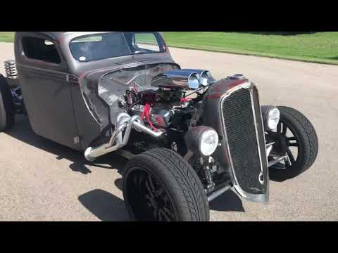 1938 Ford Hot Rod/Rat Rod in Big Bend, Wisconsin - Video 1