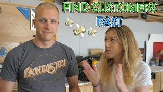5 Places to Find Customers RIGHT NOW!! for a Woodworking Business