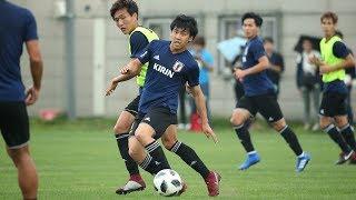 日本代表活動日記9/7遠藤航「試合はできなかったが、僕らにできることもある」