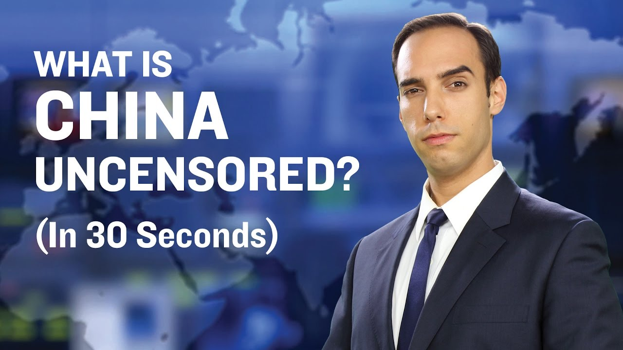 What Is China Uncensored? thumbnail