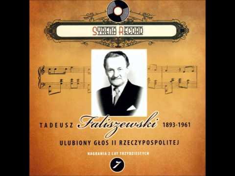 Tadeusz Faliszewski - Tak smutno mi bez ciebie (Syrena Record)