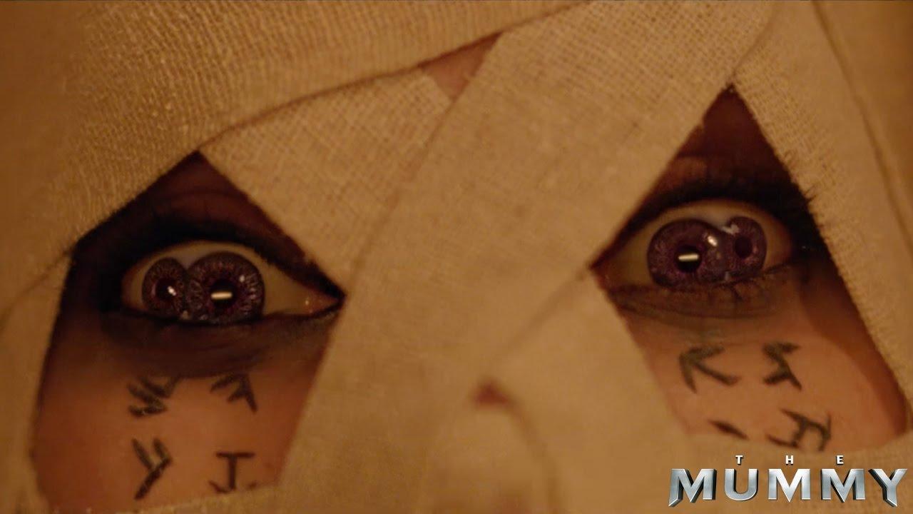 Trailer för The Mummy