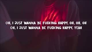 Julia Michaels   Happy (Lyrics)