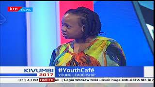 Kenya's youngest leadership ; Youth Cafe [Part 1]