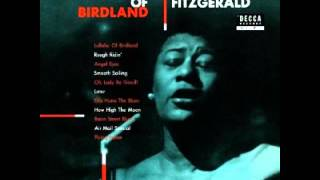 Ella Fitzgerald - Lullaby of Birdland  1954