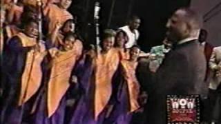 "Joe Pace Colorado Mass Choir ""Stir Up The Gift"""