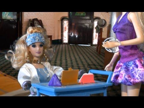 Барби 2016, Мультфильмы для детей Челси и Гадалка снять приворот с Кела, Куклы Барби Видео