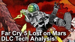 [4K] Far Cry 5 Lost on Mars Console Analysis - The Dunia Engine Evolved?