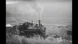 Alaska Railroad narrow gauge train