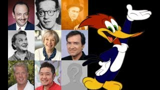 Animated Voice Comparison- Woody Woodpecker (Woody Woodpecker)