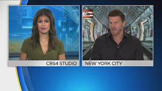 SEAL Team | CBS Denver Interview w/ David Boreanaz (26.09.17)