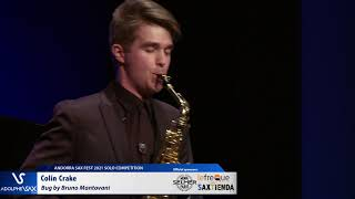 Colin Crake plays Bug by Bruno Mantovani
