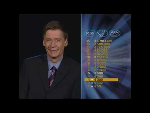 Wer wird Millionär? | DVD - Spiel | 1. Edition (Bis zur Million mit Hilfe des Internets)