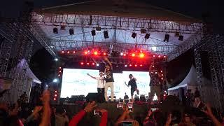 Jogja Hip Hop Foundation - Jogja Istimewa - Konser Menghadap Laut, Pantai Pandawa 29 Oct 2018