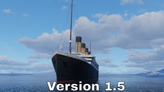 Titanic Real Time Sinking Full HD
