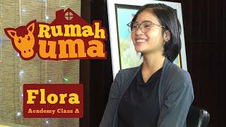 [Rumah Uma] Ternyata Keluarga Flora Shafiq Suka Anime