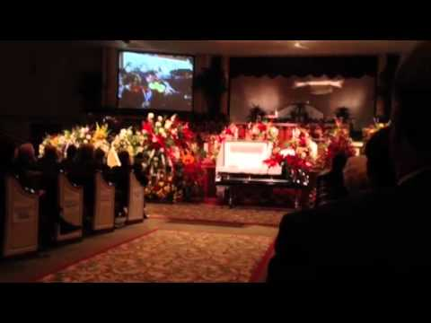 Bishop Kenneth Haney Funeral #3