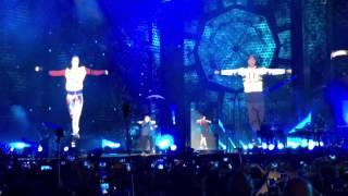 """Tiziano Ferro live a Roma canta """"Le Cose Che Non Dici"""" - TZN LO STADIO TOUR 2015 (Stadio Olimpico)"""