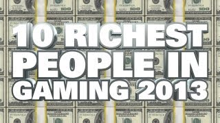 Top 10 Richest People In Casinos&Gambling 2013