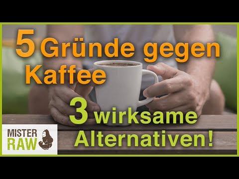 5 Gründe gegen Kaffee und 3 wirksame Alternativen!