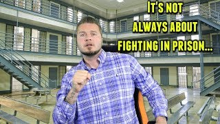 10 Ways To Avoid Getting Taken Advantage of In Prison