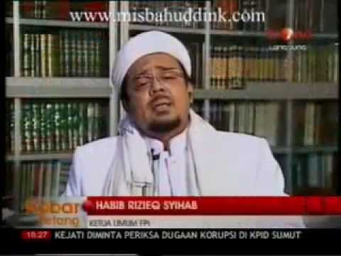 Astaghfirulloh, Habib Rizieq Hina Tokoh Ulama Besar