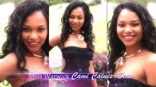 Miss Warwick 2014 Cami Caines-Bean Interview