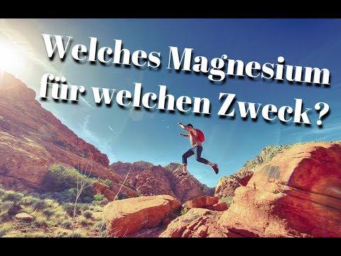 Magnesium RICHTIG verwenden ⚠️Welches Magnesium ist das beste für Sport, Entspannung & Vitamin D3?