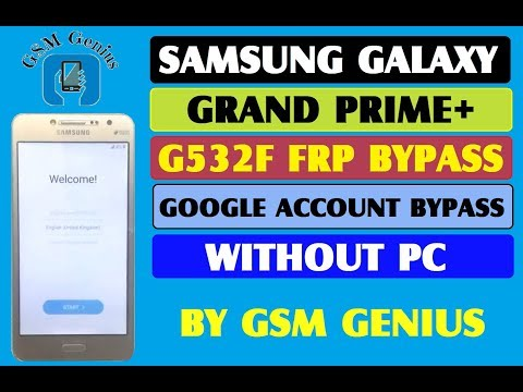 Samsung G532F FRP Bypass Android 6 0 1 - смотреть онлайн на