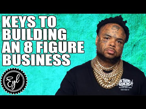 HOW TO BUILD AN EIGHT FIGURE BUSINESS WITH DERRICK GRACE