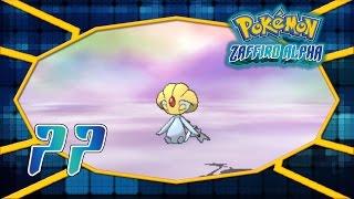 Uxie  - (Pokémon) - Pokemon Zaffiro Alpha ITA [Parte 77 - Uxie]
