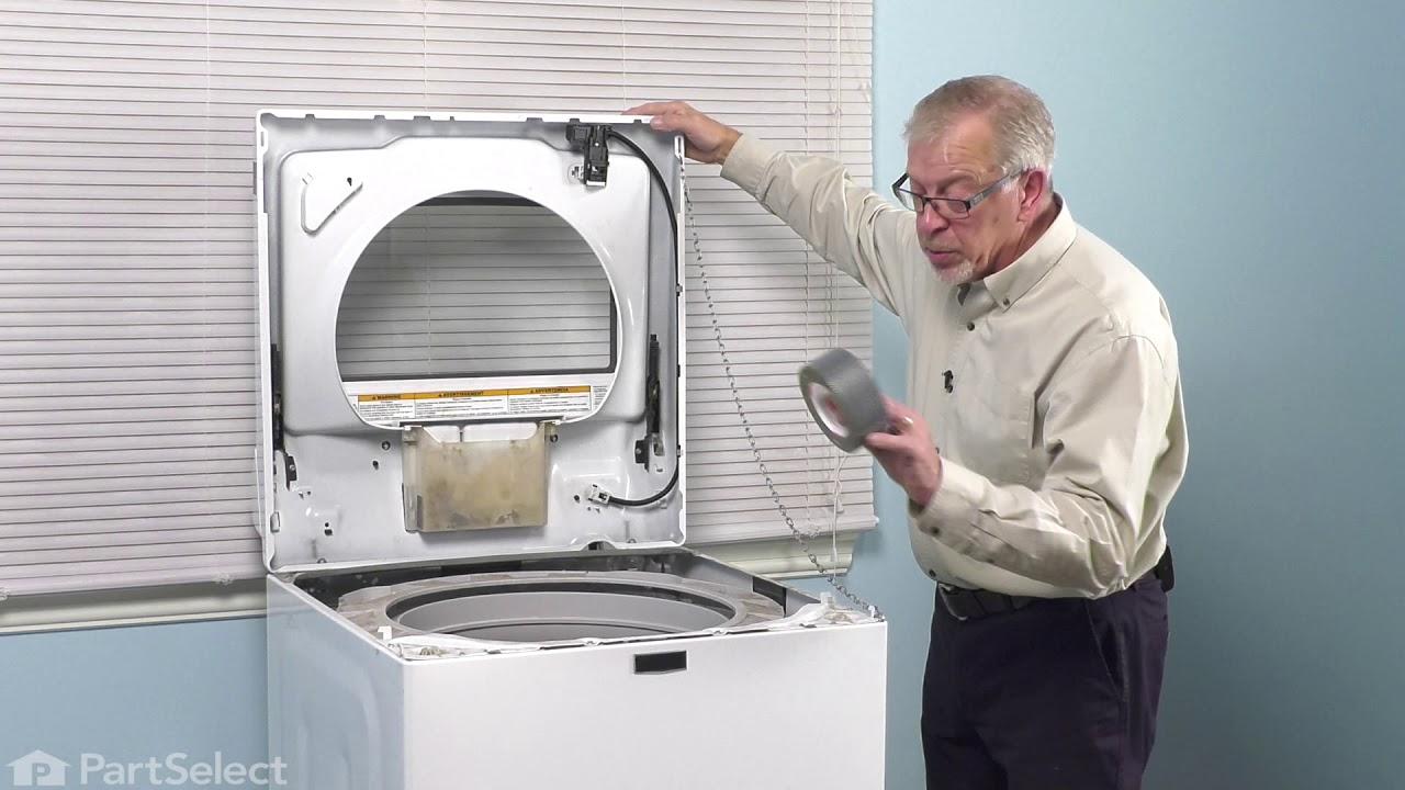 Replacing your Whirlpool Washer Washing Machine Door Lock Assembly