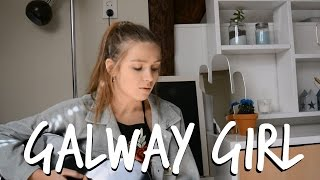 Galway Girl   Ed Sheeran | Acoustic Cover By Susan H