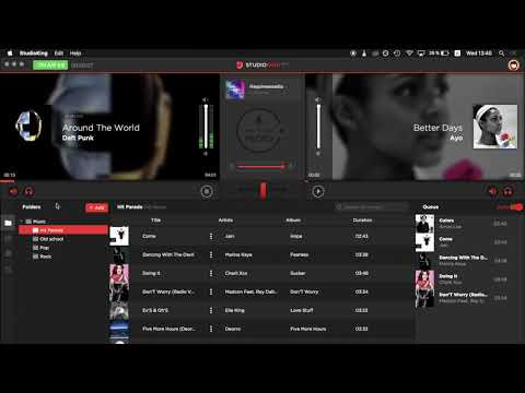 Awesome Live Broadcasting Software For Internet Radio Stations 🎙️ StudioKing
